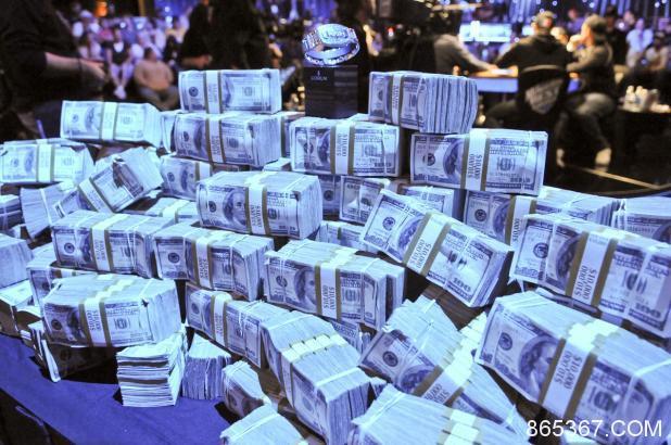 WSOP:已举办赛事总奖池的71%被美国选手赢走