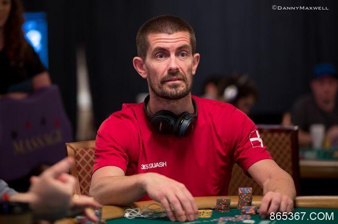Gus Hansen重回扑克锦标赛现场