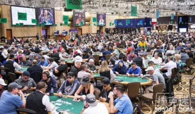 作为一名娱乐型选手,我为什么选择在WSOP期间只打低买入赛事?