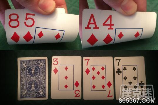 你应该用哪些牌去半诈唬?