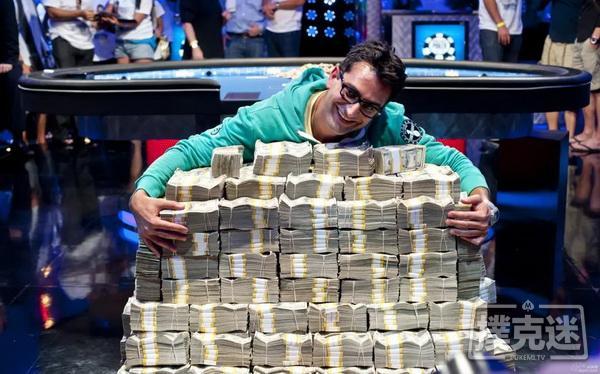扑克就是——用最困难的方式来赚最简单的钱