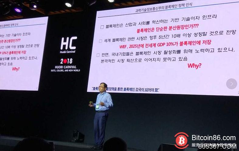 东国大学Park Sungjoon教授:促进区块链发展,政府需有作为