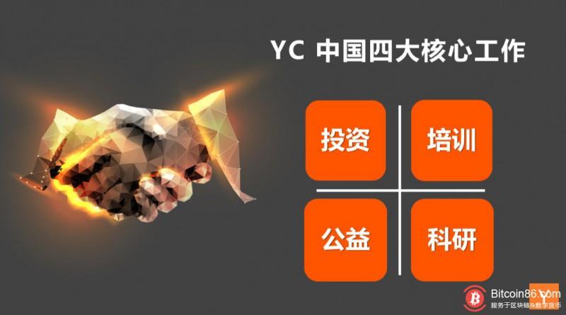 陆奇出山任YC中国01号员工:我对区块链技术长期看好