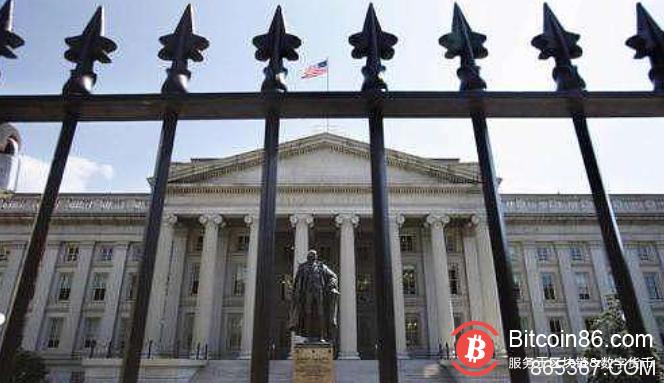 """美国财政部提出""""四点建议""""监管不能阻碍金融业区块链创新"""