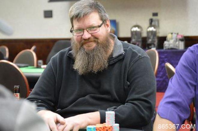 扑克玩家Eric Thompson意外去世(1969-2018)