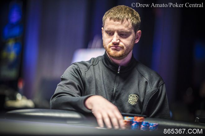 David Peters暂时领先扑克大师赛$100K主赛事!