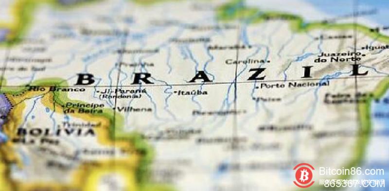 巴西把婴儿信息写进区块链中