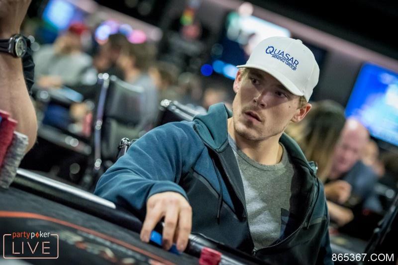 GPI年度玩家排行榜:美国牌手Alex Foxen成功问鼎!