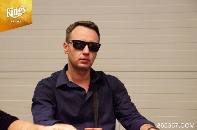 WSOPE:Wojciech Wyrebski领跑终极10强