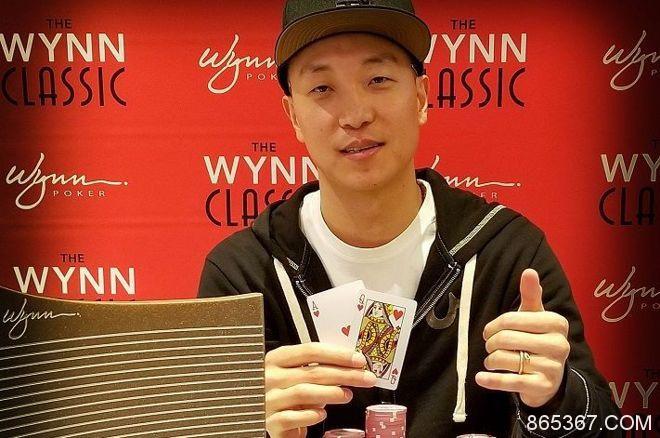 Steve Sung斩获永利扑克秋季经典锦标赛主赛冠军