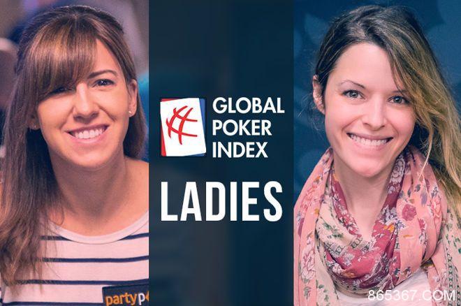 GPI女子排名:Kristen Bicknell位居两榜之首