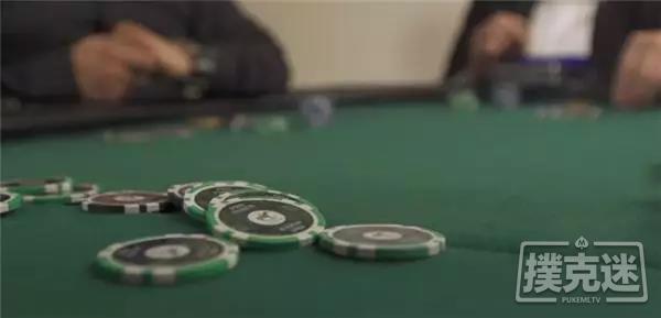 当对手领先下注时,在合适的牌面对合适的对手加注
