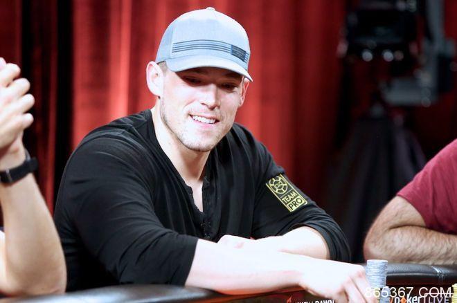 全球扑克指数:Alex Foxen位居两榜之首!
