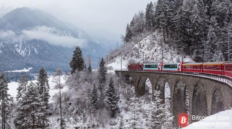 瑞士铁路测试区块链身份验证技术