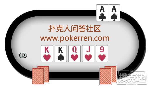 扑克策略:放弃一手大牌