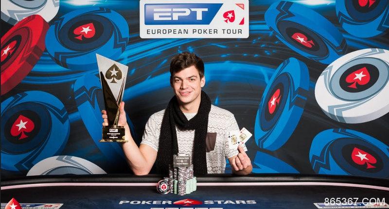 Paul Michaelis夺冠2018欧洲扑克巡回赛布拉格站主赛事!