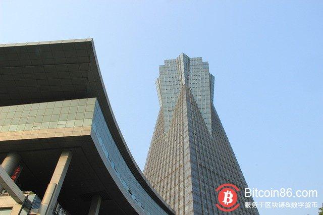"""北上广深杭,中国区块链城市""""五虎将"""""""