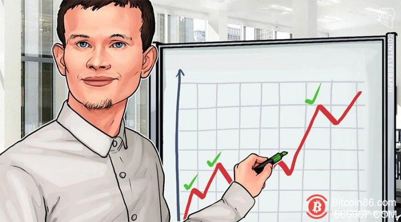 Vitalik Buterin: 基于权益证明分片可将区块链效率提高数千倍