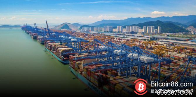 韩国政府试行提高海运效率的区块链