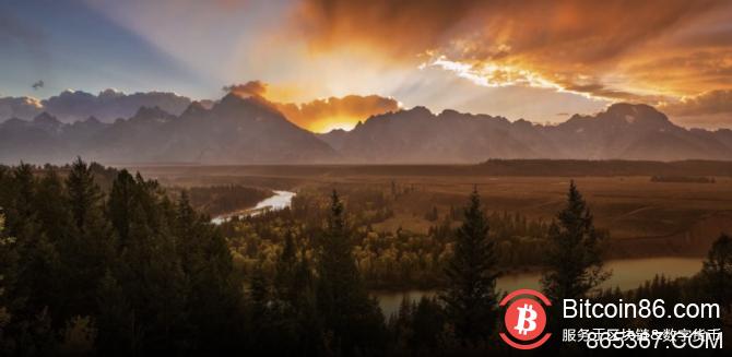 美国怀俄明州开始将土地登记在区块链上