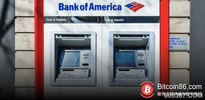 """美国银行申请""""ATM即服务""""的区块链专利"""