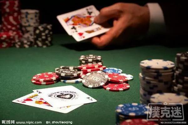 入门德州扑克需要的四大法则