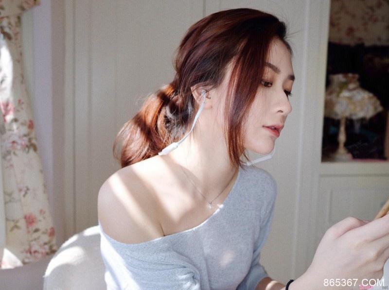 大马槟城空灵系正妹Caryn Ng 美女气质宛如仙女