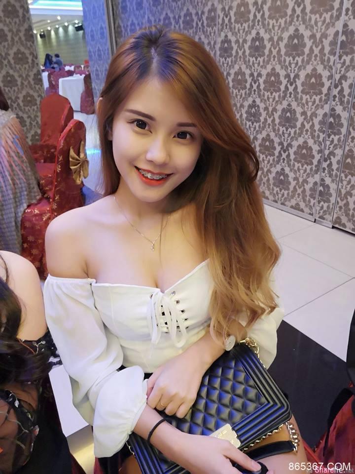 小清新正妹颜倩妏 笑容甜而不腻令人着迷