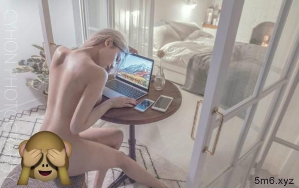 混血正妹程美段Kiwi全裸写真外流 性感辣照让人不敢直视