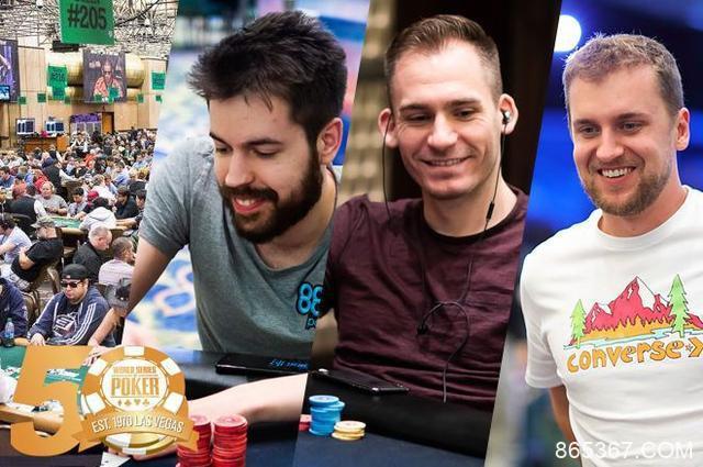 德州扑克比赛:2019 WSOP完整赛程安排